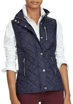 Lauren Ralph Lauren Diamond-Quilted Vest