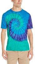 Liquid Blue Men's Cool Spiral T-Shirt