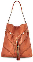 Brian Atwood Lucas Leather Hobo
