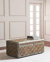 Hooker Furniture Herman Trunk-Style Coffee Table