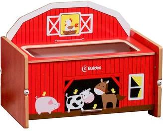 Generic Buildex Farmin' Play Storage Bench