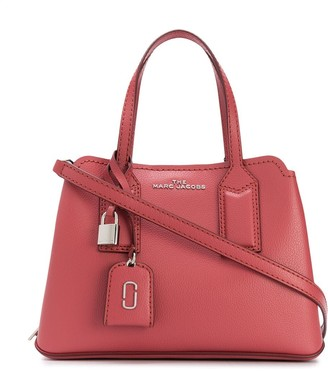 Marc Jacobs Logo Top-Handle Tote