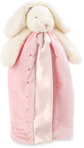 Bunnies by the Bay Buddy Blanket - Pink