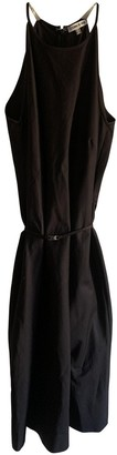 Cerruti Black Cotton Dress for Women