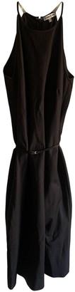 Cerruti Black Cotton Dresses