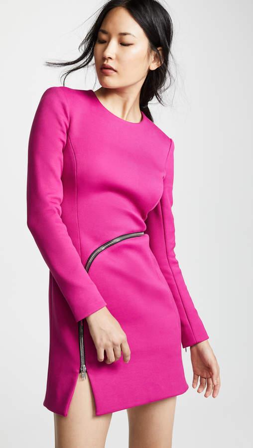 Alexander Wang Zipper Detail Dress