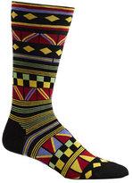 Ozone Men's Hamil Stripe Socks (2 Pairs)
