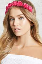 Forever 21 FOREVER 21+ Floral Headband