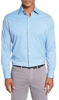 Peter Millar Men's 'Livingstone' Regular Fit Easy Care Performance Sport Shirt