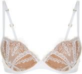 NEOPRENE DESIRE Push-up bra