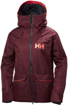 Helly Hansen Women's W Powderqueen Track Jacket