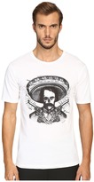 The Kooples Graphic Crew Neck T-Shirt Men's T Shirt