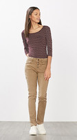 Esprit Button-fly stretch trousers