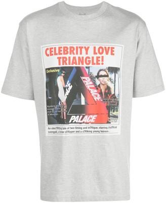 Palace Love Triangle T-shirt