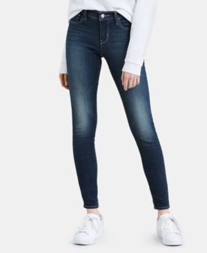 Levi's Women's 710 Super Skinny Jeans in Short Length