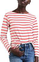 Levi's Levis Women's Sailor Striped Crewneck Tee