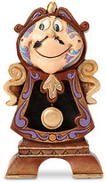 Disney Cogsworth ''Keeping Watch'' Figure by Jim Shore - Beauty and the Beast