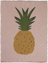 ferm LIVING Knitted Fruiticana Baby Blanket - Pineapple