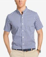 Izod Men's Sanders Check Cotton Shirt