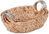 Honey-Can-Do 3-Pc. Oval Basket Set