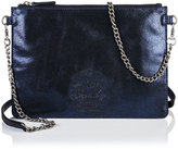 Superdry Diane Metallic Clutch Bag