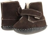 pediped Henry Original Boot (Infant) (Chocolate Brown) - Footwear