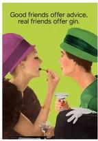 Oliver Bonas Good Friends Offer Gin Card
