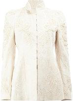 Dries Van Noten sequin embellished jacket
