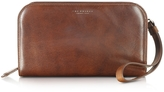 The Bridge Jade Brown Leather Men's Wallet/Clutch