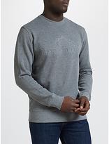 Penfield Farley Sweatshirt, Grey