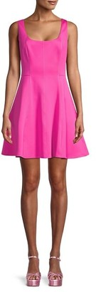 Ted Baker Scoopneck Neoprene Dress