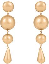 J.W.Anderson Multi-sphere drop earrings