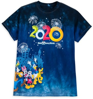 Disney Mickey Mouse and Friends Dip Dye T-Shirt for Adults Walt World 2020