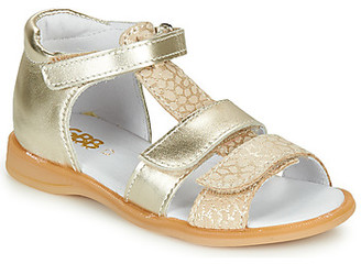 GBB NAVIZA girls's Sandals in Gold