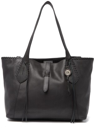 The Sak Collective Heritage Leather Tote