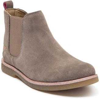 Joules Kelsey Leather Chelsea Boot (Toddler, Little Kid & Big Kid)