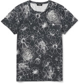 Jil Sander Slim-Fit Printed Cotton-Jersey T-Shirt