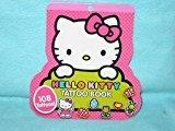 Hello Kitty Tattoo Book- Springtime