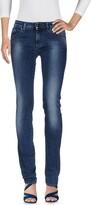 Love Moschino Denim pants - Item 42620848