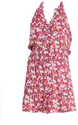 Parker Esetelle Floral Mini Dress
