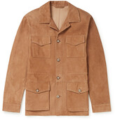 Thumbnail for your product : Valstar Suede Field Jacket