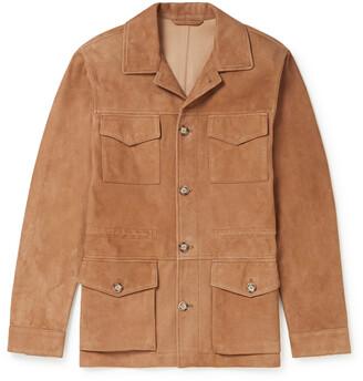 Valstar Suede Field Jacket