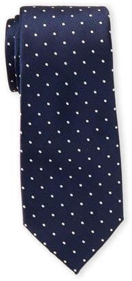 Tommy Hilfiger White Dot Tie