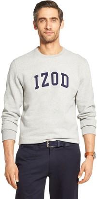 Izod Men's Fleece Crewneck Pullover