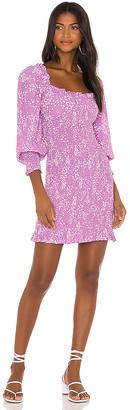 Faithfull The Brand Gombardy Mini Dress