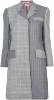 Thom Browne Classis Chesterfield coat