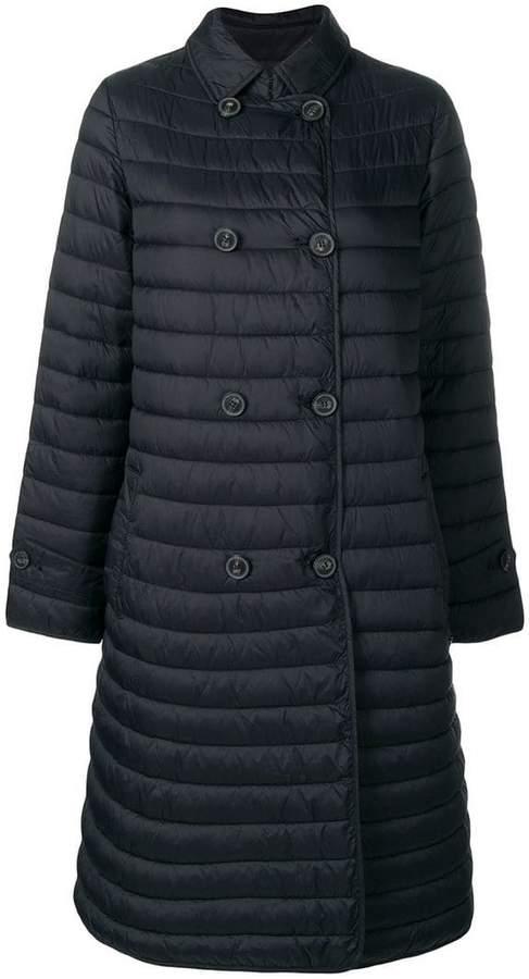Emporio Armani padded long coat