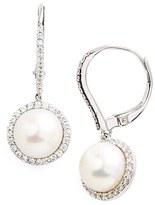 Lafonn Women's 'Lassaire' Pearl Drop Earrings