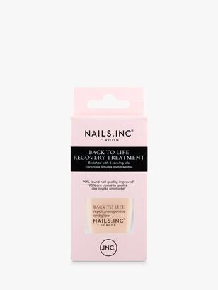 Nails Inc Back To Life Recovery Treatment & Base Coat, 14ml