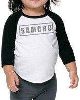 Gary Kid Raglan Gary Children Baseball Raglan Sons Of Anarchy Samcro Tshirt 3 Toddler